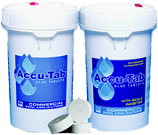 Accu-Tab Tablet Chlorination System | Triangle Pool Service