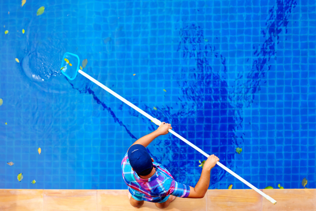 Best Pool Cleaning Service | Clearwater | Triangle Pool Service