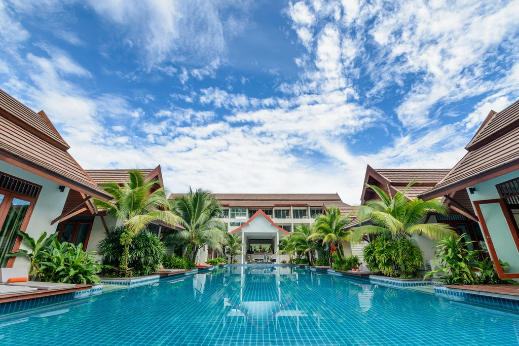 Commercial Pool Cleaning Services   Tampa   Triangle Pool Service