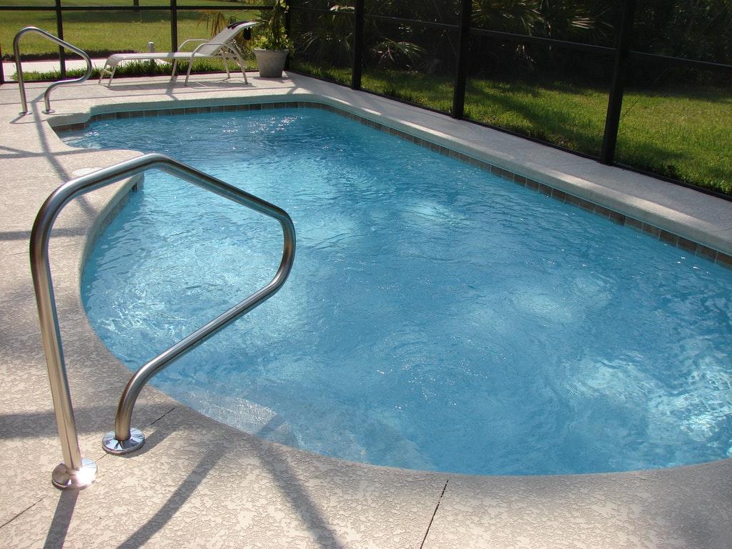 Pool Company   Palm Harbor   Triangle Pool Service