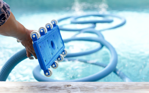 Pool Cleaning | Pinellas County | Triangle Pool Service