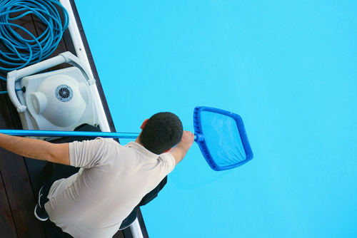 Pool Maintenance | Pinellas County | Triangle Pool Service