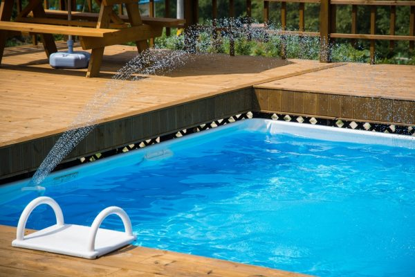 Pool Maintenance Services   Palm Harbor   Triangle Pool Service